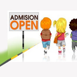 Admission Going On...